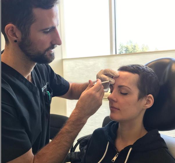 Botox injections British Columbia