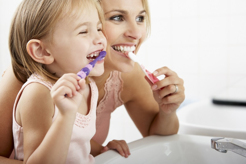 when to take your child to the dentist