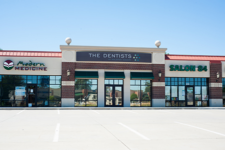 The Dentists at Ralston Square - exterior