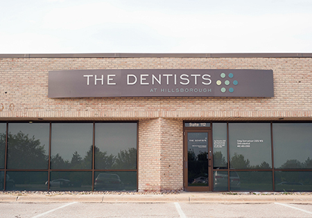 The Dentists at Hillsborough - exterior