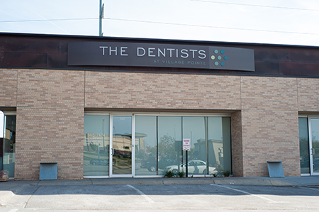 The Dentists at Village Pointe - exterior