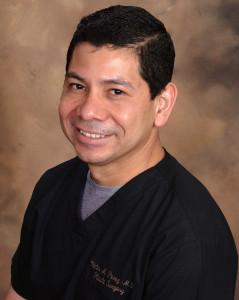 Dr. Victor Perez, board-certified plastic surgeon