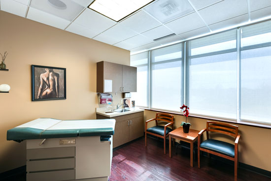 Treatment Room 2 - Renue Aesthetic Surgery - Dr. Victor Perez - Kansas City, MO