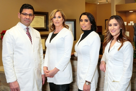 Dr. Victor Perez and the Renue Aesthetic Surgery team