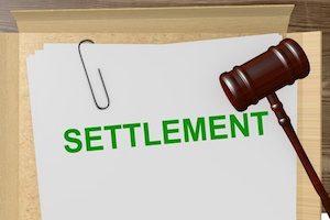 personal injury insurance settlement