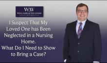 nursing home abuse attorney in Alpharetta, Georgia