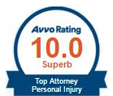 Avvo Rating 10 Logo