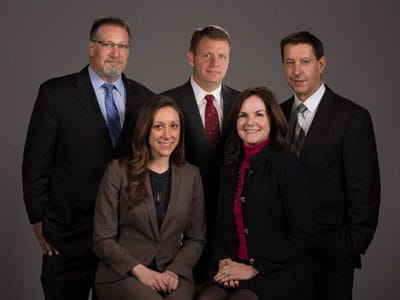 Portner & Shure Law Firm - Group Photo - Columbia, Maryland